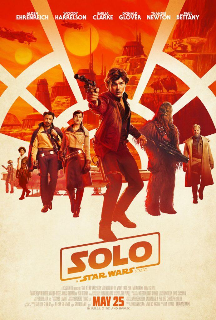 Solo – Star Wars Story, noi ci saremo!