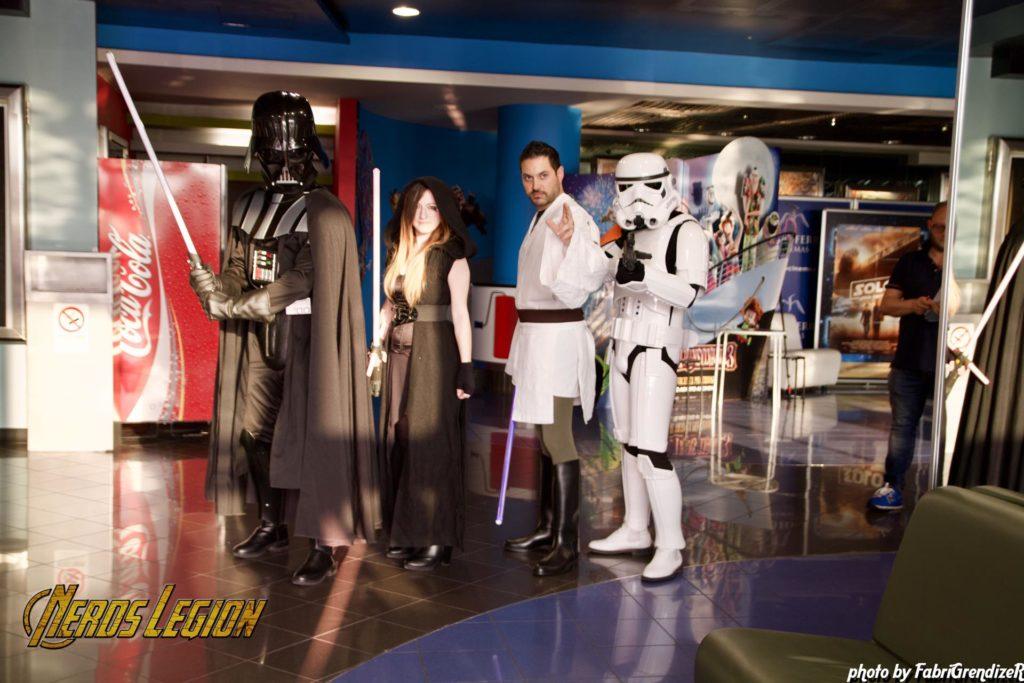 Star Wars -Solo- Cineplex Dream Park, Due Carrare (PD)