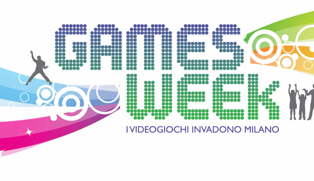 Games Week: sabato 6 ottobre