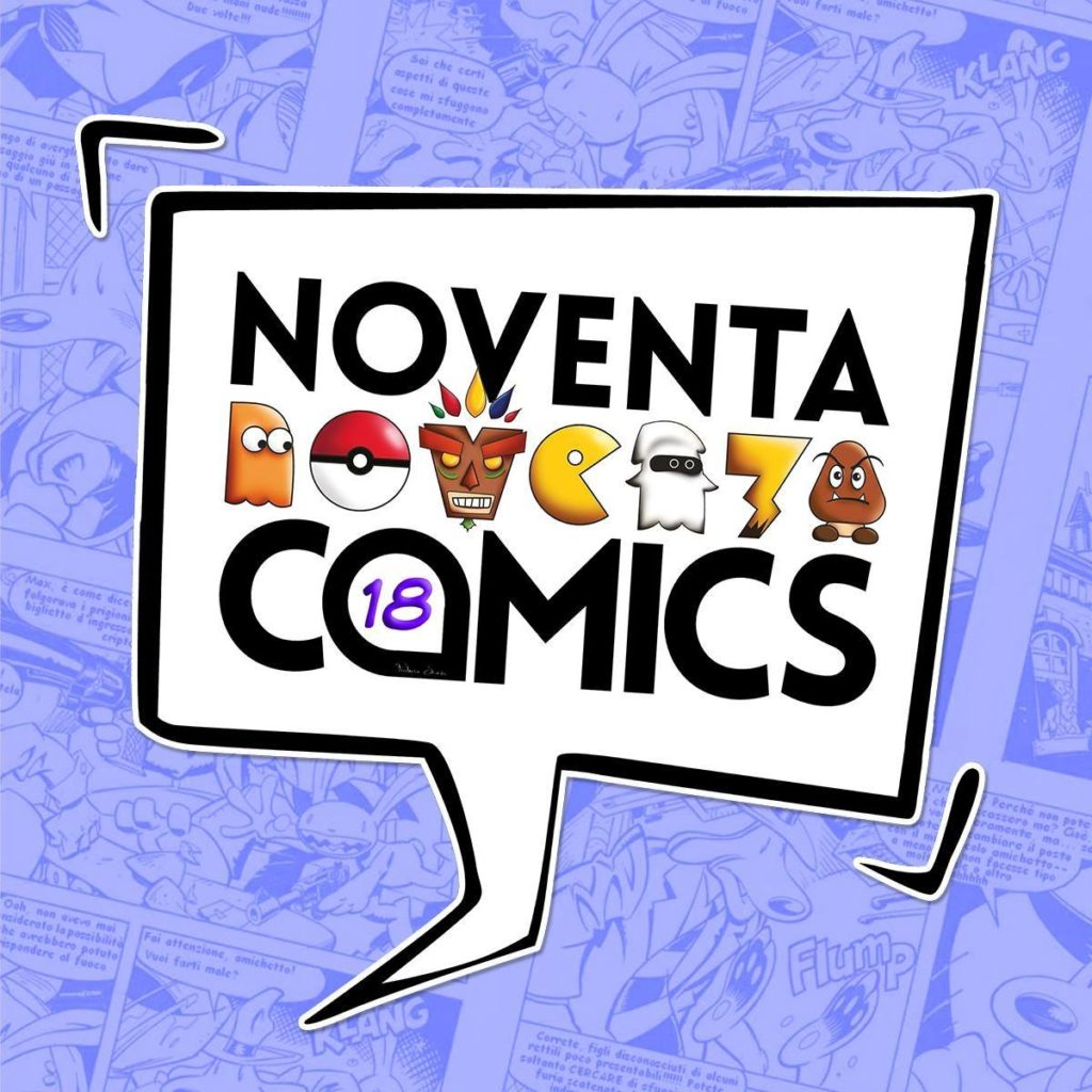 Noventa Comics: noi ci saremo!