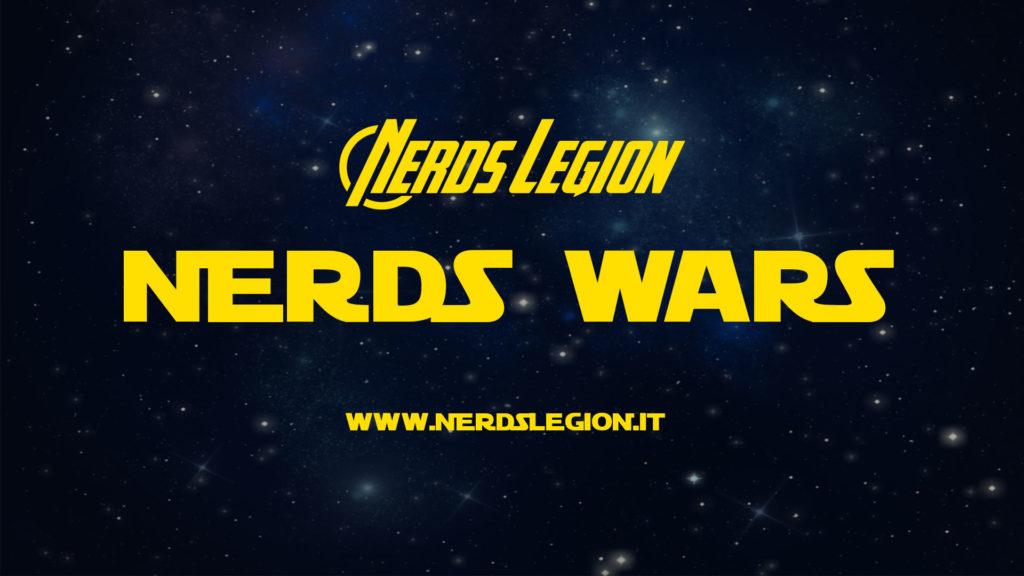 Nerds Wars – Il Teaser