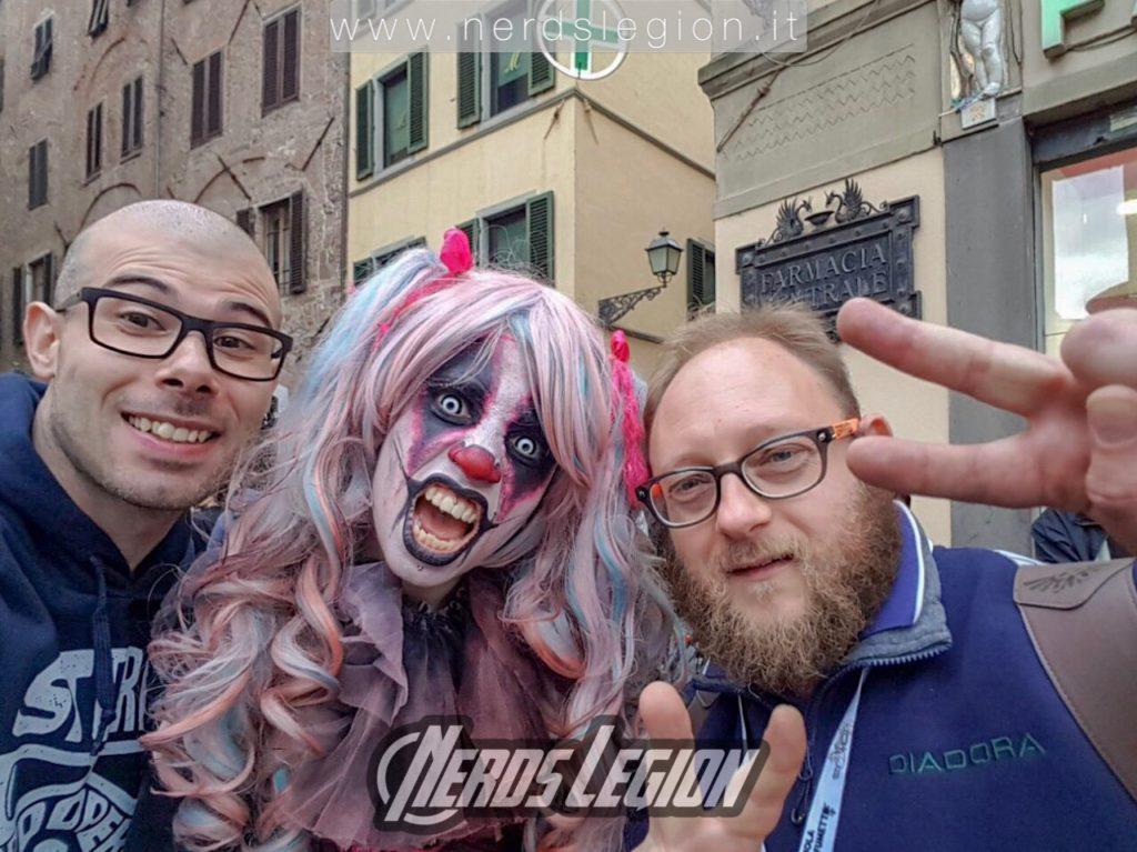 Lucca Comics and Games 2018 – Giorno 1
