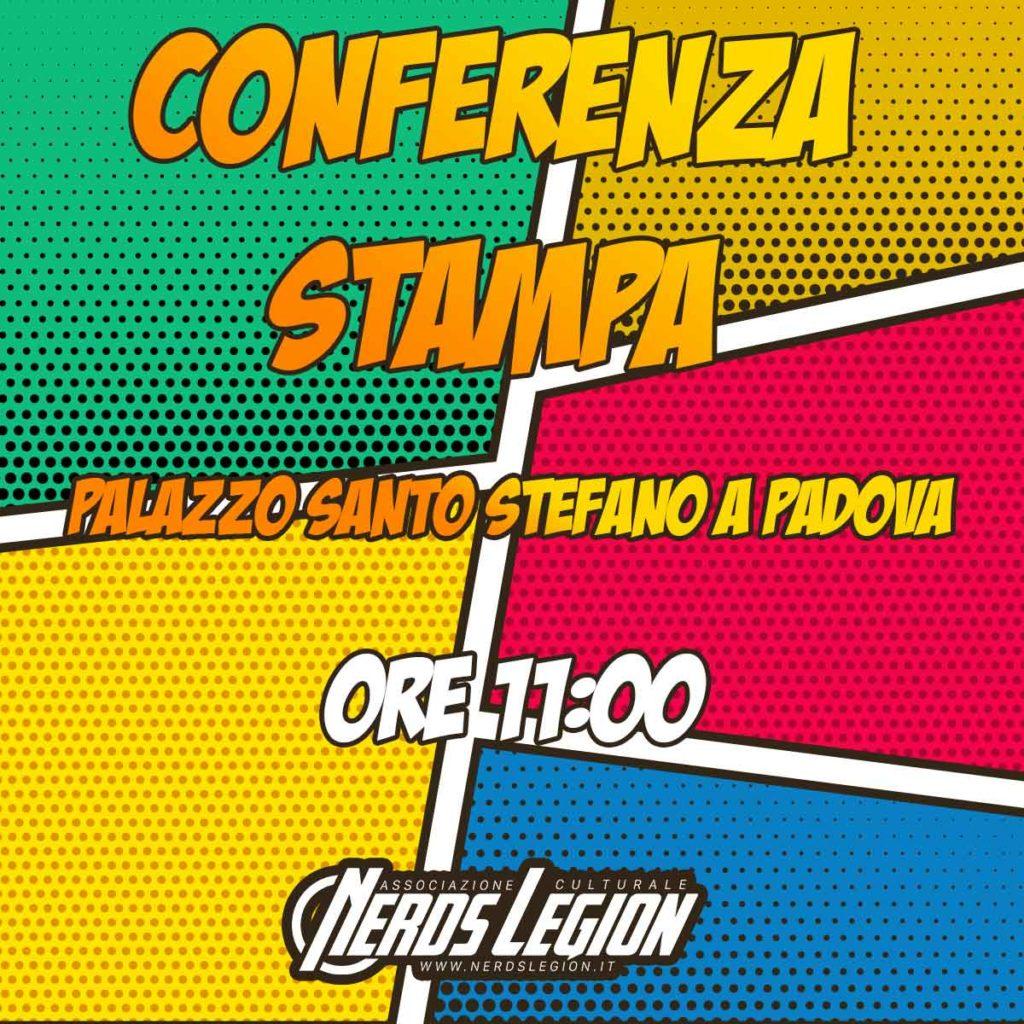 Conferenza Stampa – Carnevale del Veneto