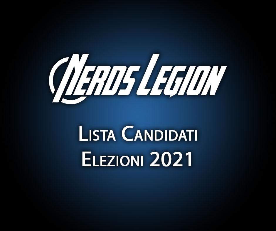 Lista candidati Assemblea Ordinaria 30 maggio 2021